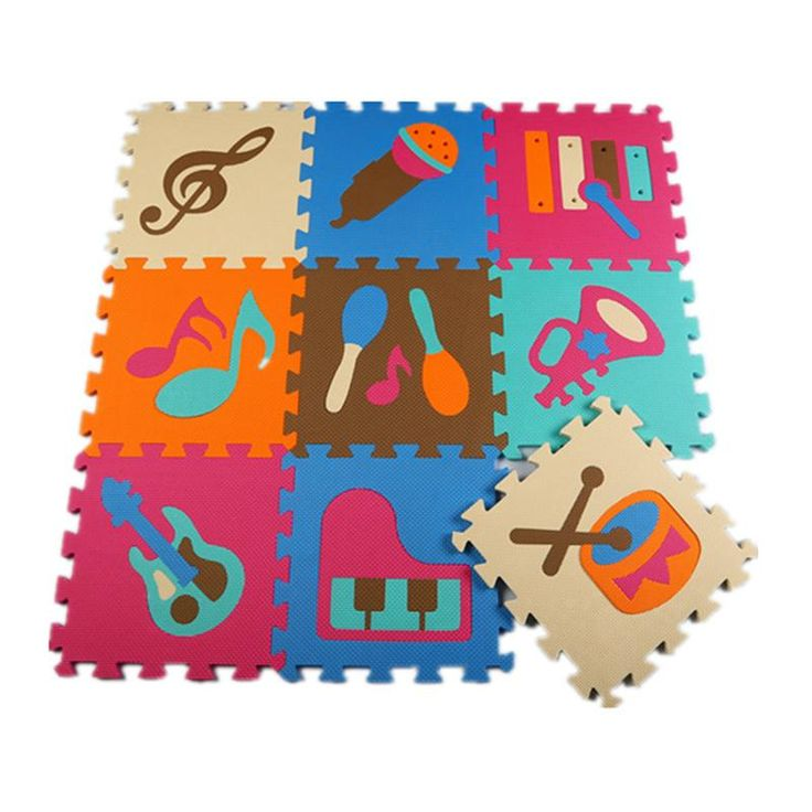 Cheap baby game pad, Buy Quality crawling mat directly from China foam toys Suppliers: 9pcs/set EVA Baby Education foam Toys Baby game pad Puzzle cushion Environment Non-toxic crawling mat puzzle toy pattern