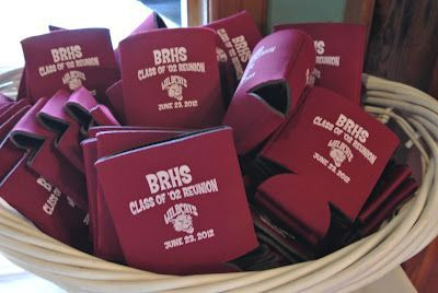 Class Reunion Favors   Found on aclassicpearl.blogspot.com