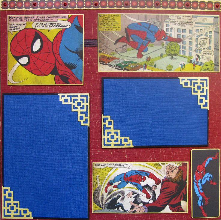 19 besten superhero pages Bilder auf Pinterest | Smash-Buch ...