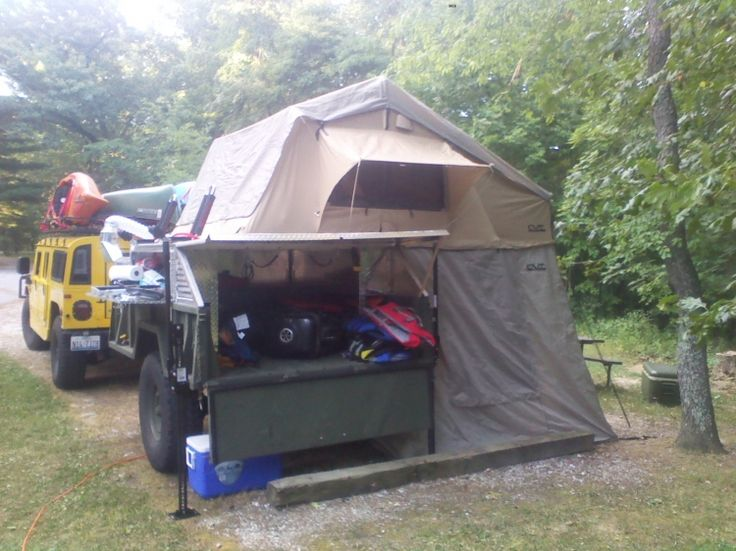 Beautiful Deluxe Roof Top Tent 14m  Camper Trailers Amp Rooftop Tents
