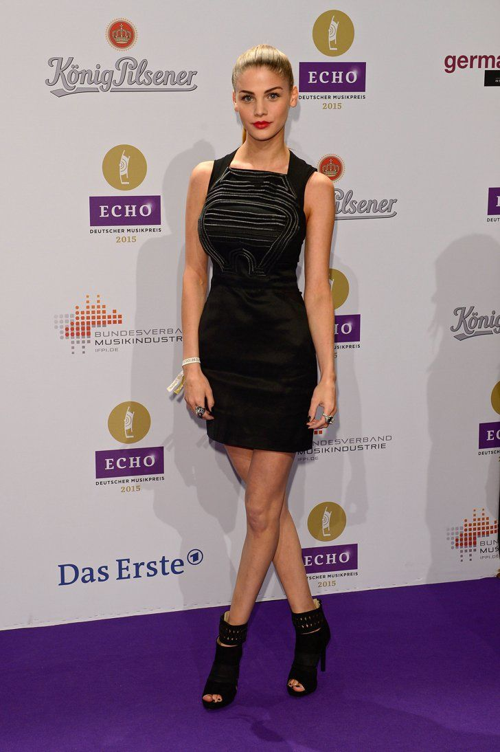 Pin for Later: Seht alle Stars beim Echo! Lisa Tomaschewsky