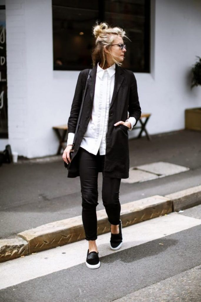 When it looks like the universe is conjuring against your style efforts, the safest solution is going with a monochrome outfit. It is a valid shortcut that gets you over the color selection and combinations and drops you directly at the final stage of choosing the actual pieces of your outfit.