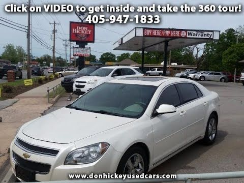 Buy Here Pay Here OKC 360 Virtual Tour 2011 Chevy Malibu