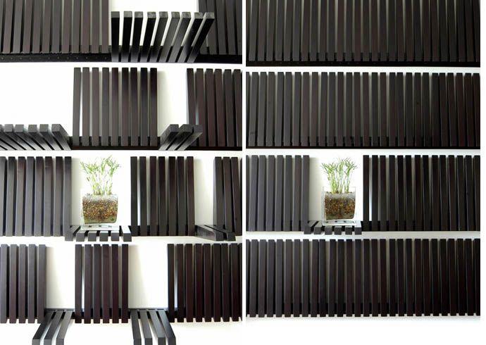 Piano Shelf by Sebastian Errazuriz   http://www.designrulz.com/product-design/storage-items/2012/05/piano-shelf-by-sebastian-errazuriz/