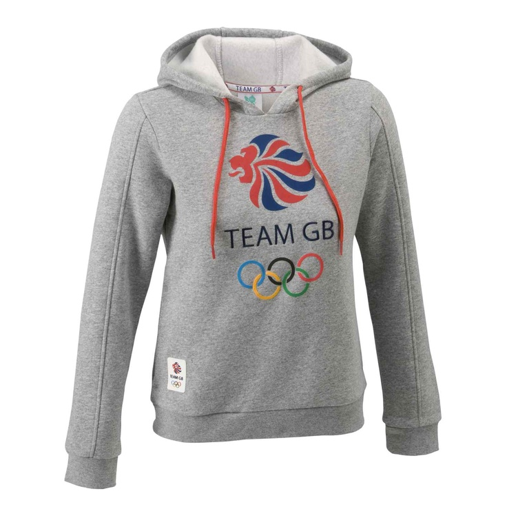 London Olympics 2012 Women's Team GB Hoodie