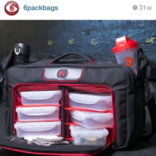 Gym Bag Bodybuilding: Top 25 Ideas About Meal Prep Like A BOSS! On Pinterest