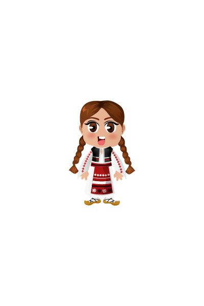 Romanian Girl Vector Image #people #world http://www.vectorvice.com/people-world-vector