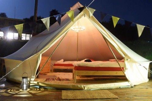 Ursa Mica Glamping Resort - camping de lux