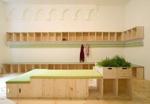 16 best kita kristiansand images on pinterest kindergarten design kristiansand and room. Black Bedroom Furniture Sets. Home Design Ideas