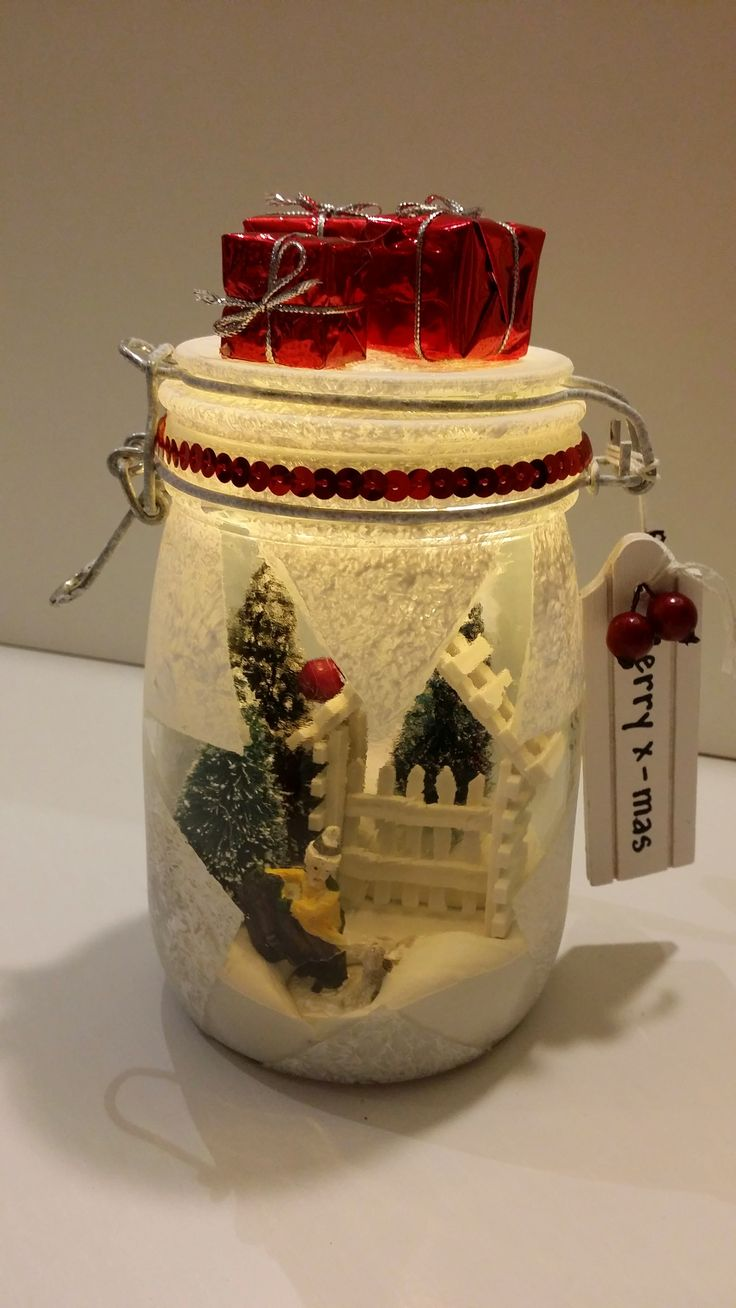 Drama christmas ornaments - Snowglobe Met Muurvuller Leuk Ornaments Craftstree Ornamentschristmas