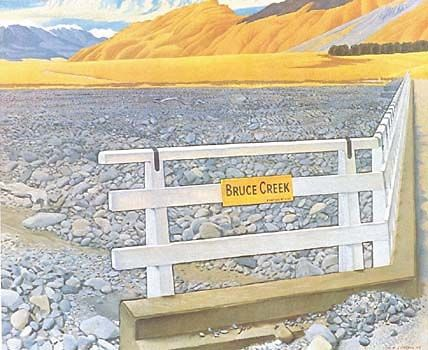 Dry September by Bill Sutton for Sale - New Zealand Art Prints