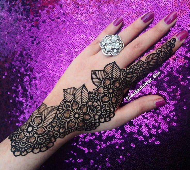 Pin By Sweta Abhay On Mehendi Designs: Pin By Tabassum Tabish On Henna