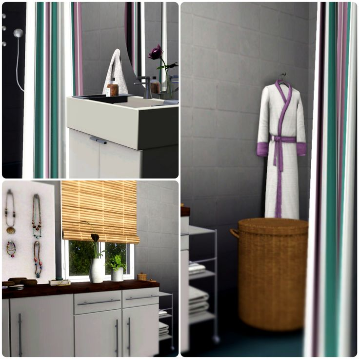Urban Living 2.0 By Simberry / Bathroom/ Download Sims 3