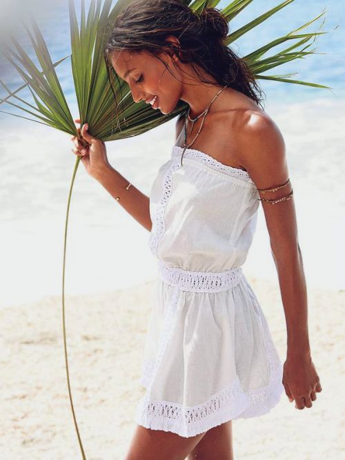 la-muse-couleur-cafe:    La Muse Couleur Café | Jasmine Tookes Victoria's Secret