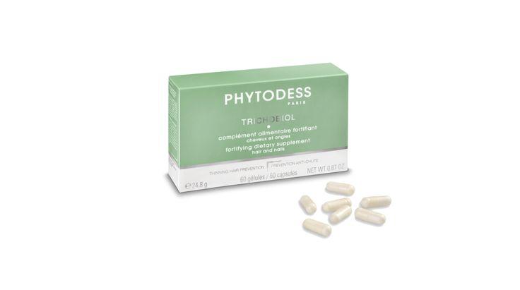 Phytodess Soins du cuir chevelu - Trichobiol complément alimentaire cheveux et ongles #thonon