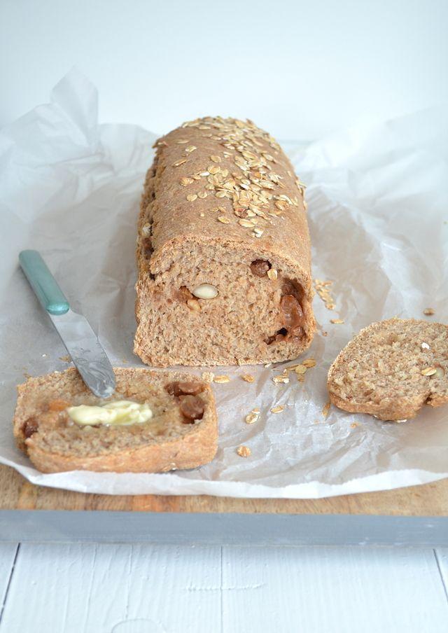 speltbrood bakken #recept