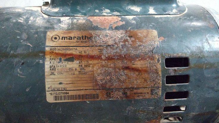 Marathon Electric 5KCR48WN0270A motor