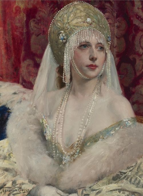 Snow Fairy - Herman Richir   1918