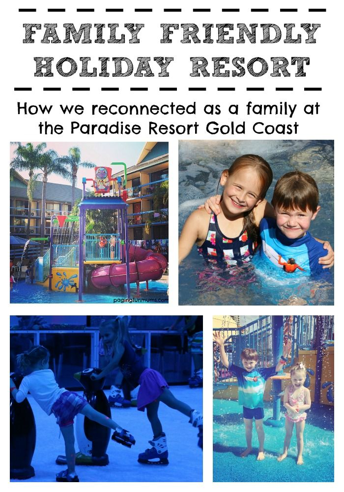 When life is hectic and time is short it makes FUN so much MORE important! A quick and all inclusive holiday is just what is needed! Paradise Resort Gold Coast can give you just that!!