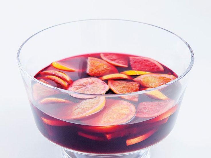 Sangria Tarifi - Lezzet