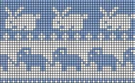 варежки с жаккардовым узором схемы - Поиск в Google