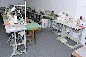 chandler industrial sewing machine parts