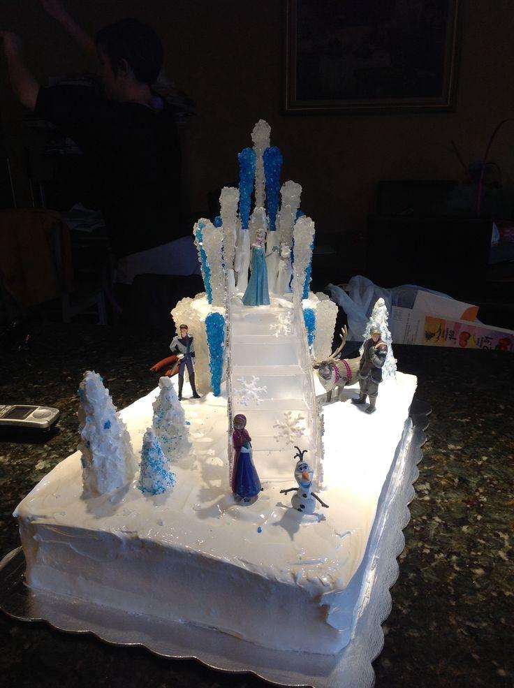 Abby's 5 th birthday cake
