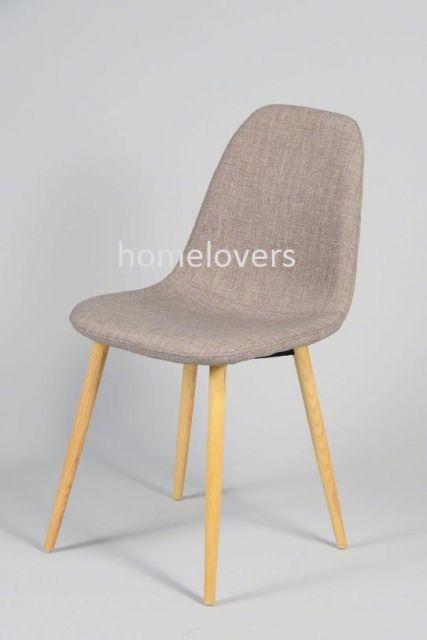 Krzesło kubełkowe // HOMELOVERS