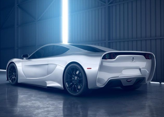 Vencer Sarthe Supercar 1 pic on Design You Trust