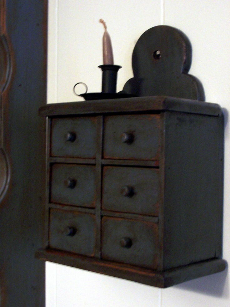 Small Blue Apothecary Chest.....LOVE These Things, But They Are SO  Expensive! | Storage | Pinterest | Apothecaries And Blue