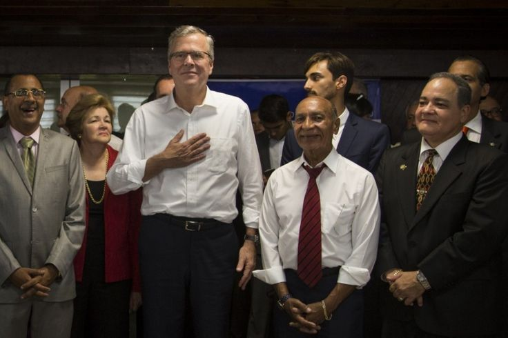 Jeb Bush was recently asked by a reporter whether, looking back in hindsight, he would still support the Iraq War. His answer? Yea, sure, of course. No surprise that Democrats are enraged at his blindness and denial of the catastrophe occurring overseas. But what's really important is that conservatives and top GOP leaders and Republican news people are also lashing out at the Presidential hopeful. Who would've thought we'd achieve bipartisanship over how terrible Jeb Bush is???