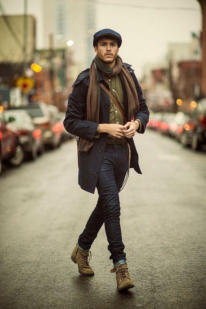 онлайн знакомства как одеваются стильные мужчины зимой фото для
