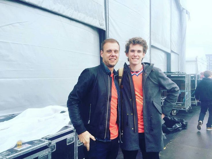 Armin van Buuren and Lost Frequencies
