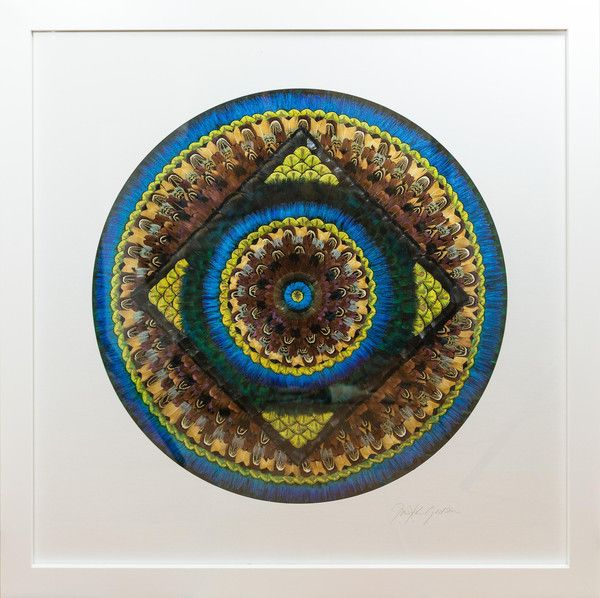 Mandala Green / Fiona Kerr Gedson