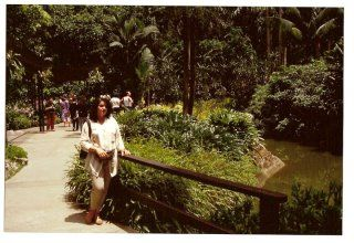 Singapore - Orto Botanico - estate 1994