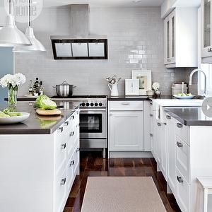 Dishwasher Countertop Moisture Barrier : ... How to paint, Butcher block countertops and Refinished china cabinet