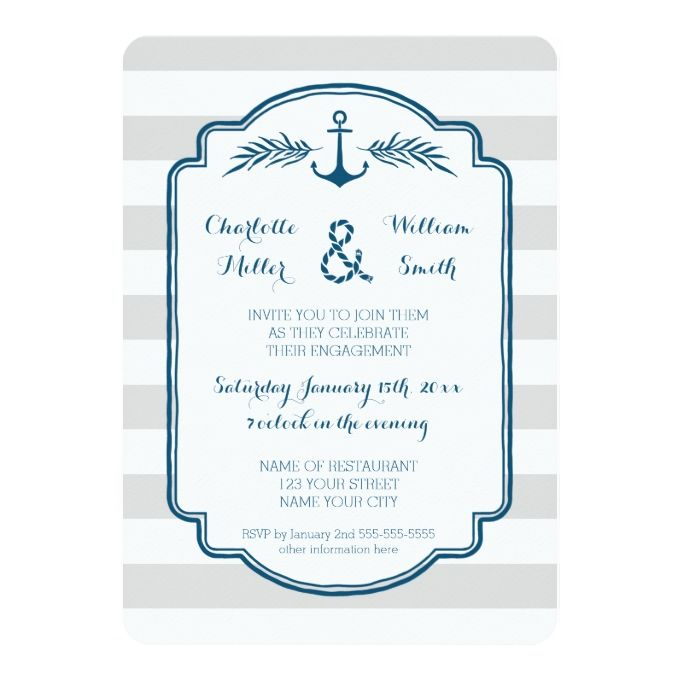 2628 best Engagement Party Invitations images on Pinterest 1920s - engagement party invites templates