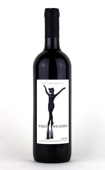 """Die Weine und Öle des weltbekannten Musikers Sting. Il Palagio - Sting, Chianti """"When We Dance"""" DOCG 2010, 75cl, MO"""