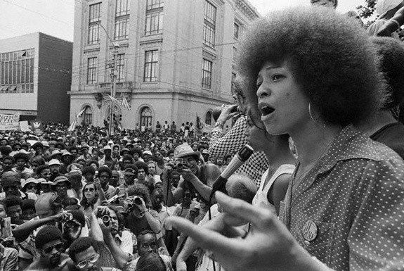 Today the iconic Angela Davis celebrates her 73rd birthday. Davis is a political activist, a former member of the Black Panther Party, a leading advocate of criminal justice reform, and one of the most influential scholars and activists in the United States. Throughout her life, she has used her platform to fight for Black liberation and protest against all forms of oppression. If we had to describe Davis in one word, it would revolutionary. Here are 10 empowering Angela Davis quotes that…