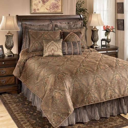 bed in a bag bedding setsin twin full queen king sizes - The Home Decorating Company