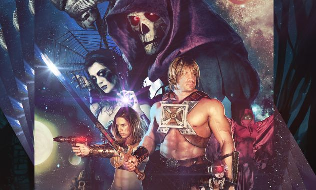 """Fall of Grayskull"" Fan-Film Screening in Roseville, CA 