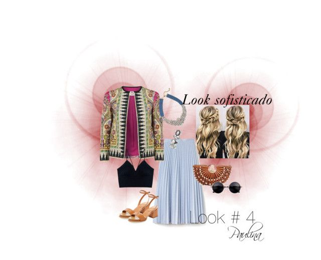 """Look 4 Fashion Buying"" by camilacaceresoma on Polyvore featuring Lacoste, Etro, Tod's and BaubleBar"