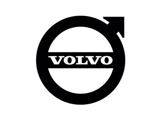 Volvo reveals sleek new logo design