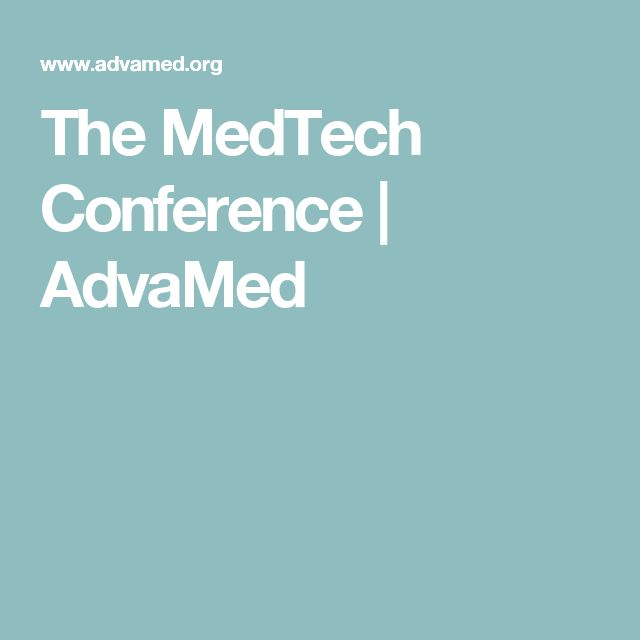 The MedTech Conference | AdvaMed