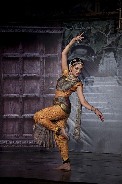End of Act II when Kelsey is transformed by Dhiren's sister -Rukmini Vijayakumar