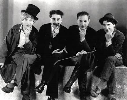 The Marx Brothers, Top 10 Comedy Teams of All Time - Listverse