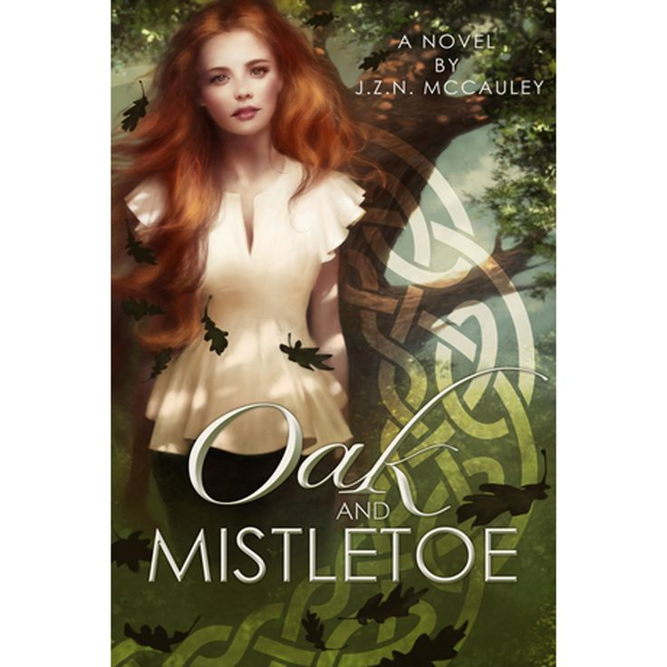 Book Review  |  Oak and Mistletoe by JZN McCauley; indie author, fantasy; Ireland; book blogger