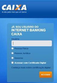 Como acessar conta da Caixa Econômica pelo Internet banking  http://www.2viacartao.com/2015/08/como-acessar-conta-caixa-economica-internet-banking.html