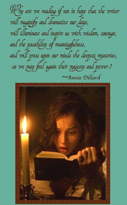 """Geoff Dyer: """"What Kind of Writer is Annie Dillard?"""""""