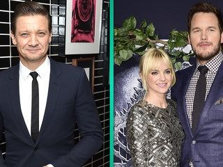 EXCLUSIVE: Jeremy Renner Reveals His Daughter Is Friends With Chris Pratt and Anna Faris' Son!